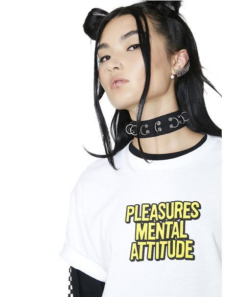 Mental Attitude Tee