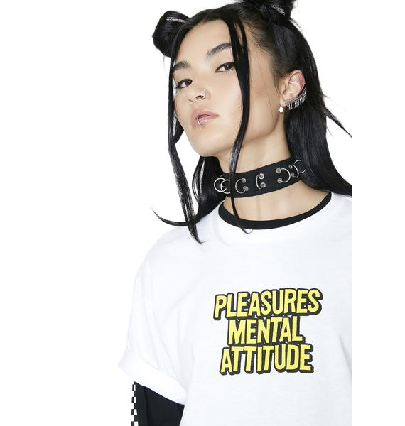 Pleasures Mental Attitude Tee