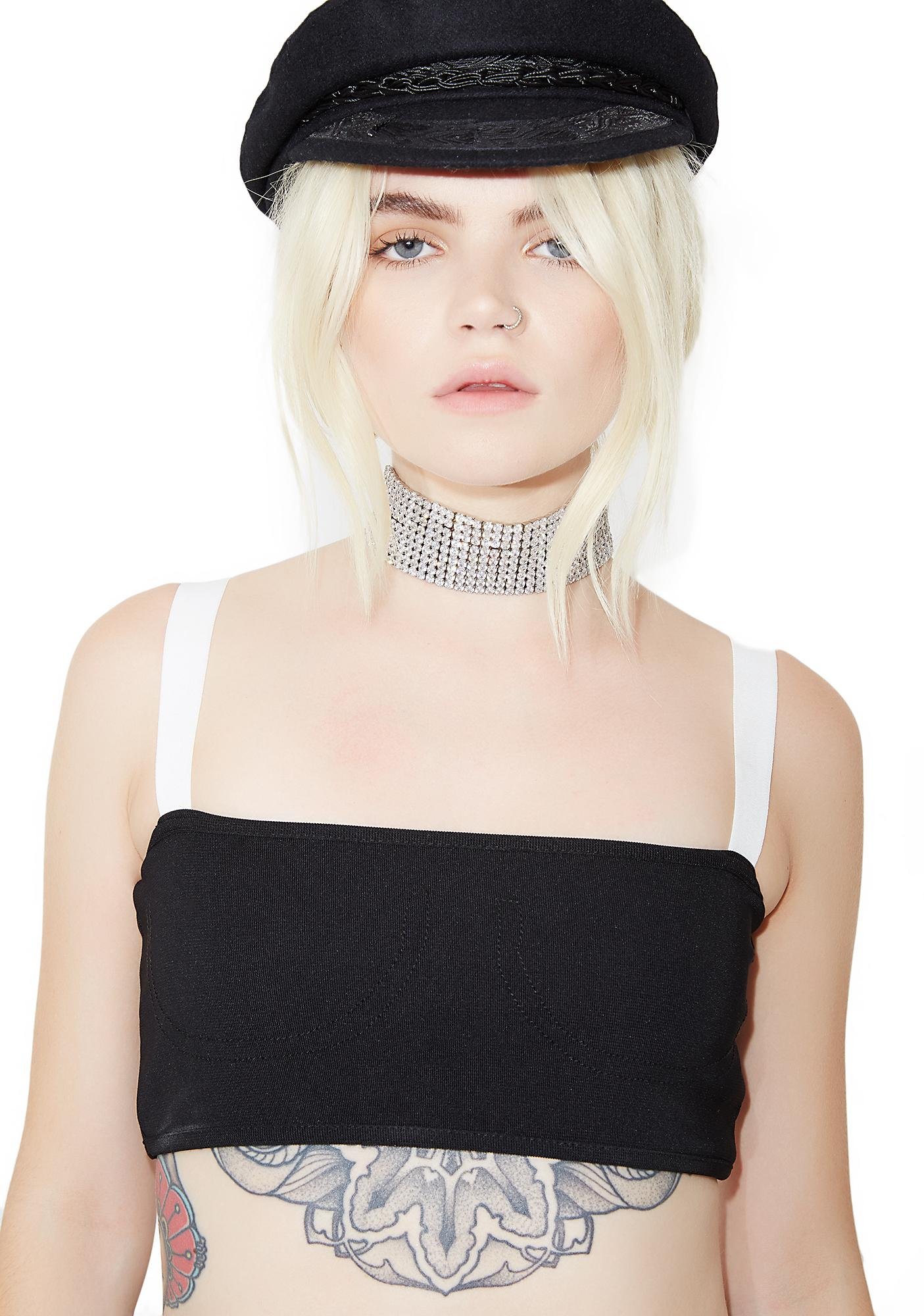 Minimal Effort Bra Top