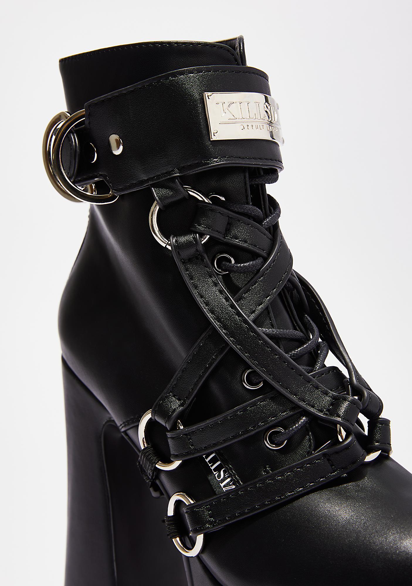 Killstar Diablo Shoe Harness