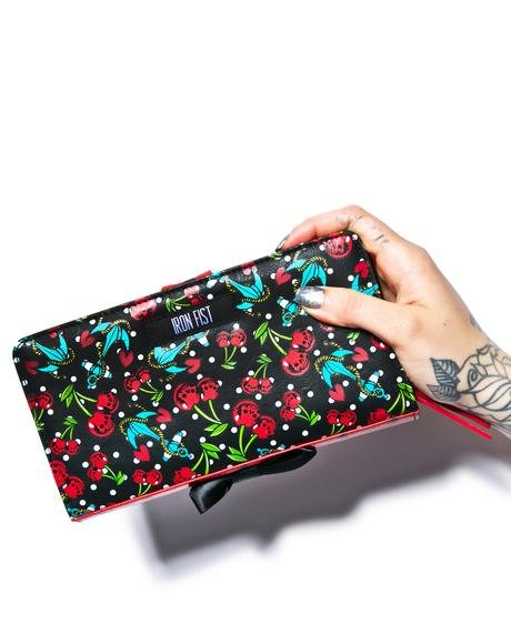 Cherry Glazer Wallet