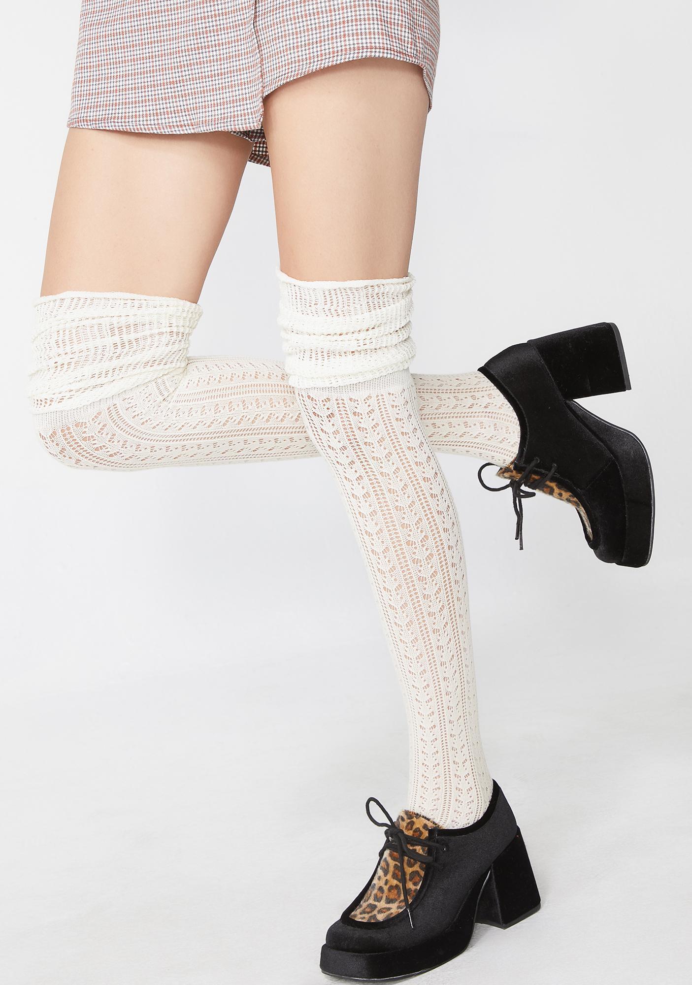 Innocent BB Doll Thigh High Socks