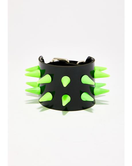 Spike The Punch Cuff Bracelet