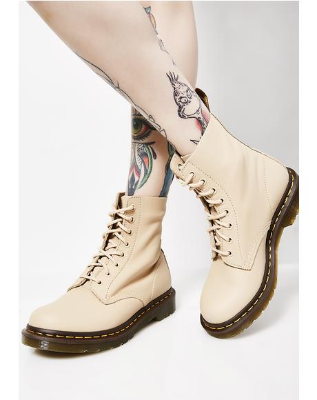 Nude Pascal Boots