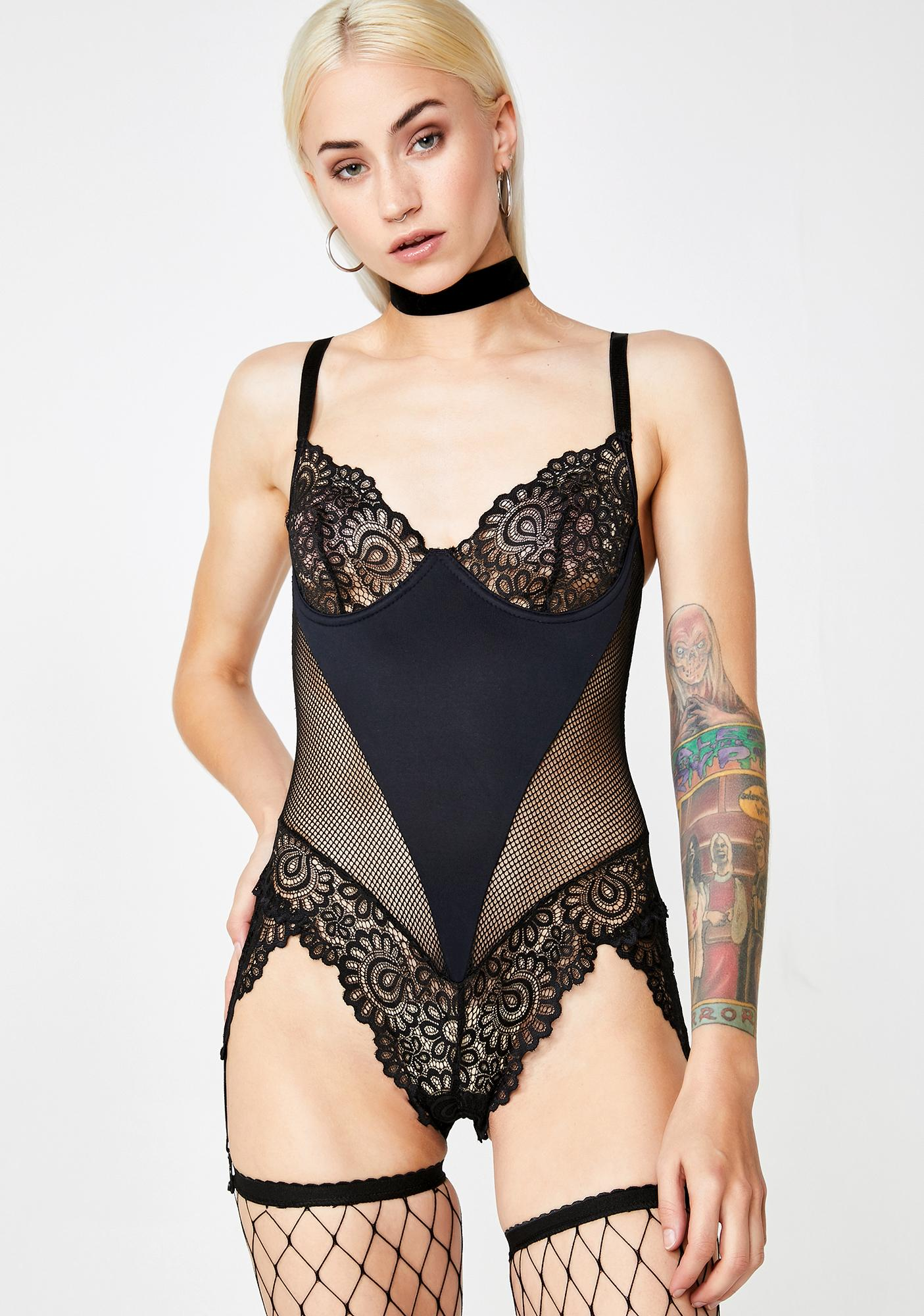 Lust For Love Lingerie Set