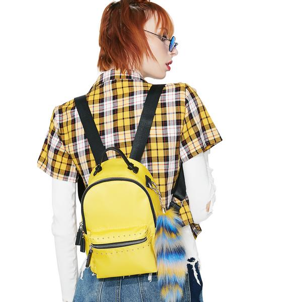 Yellow Light Backpack