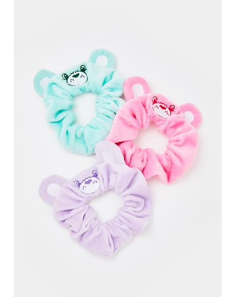 Dreams Come True Scrunchie Set