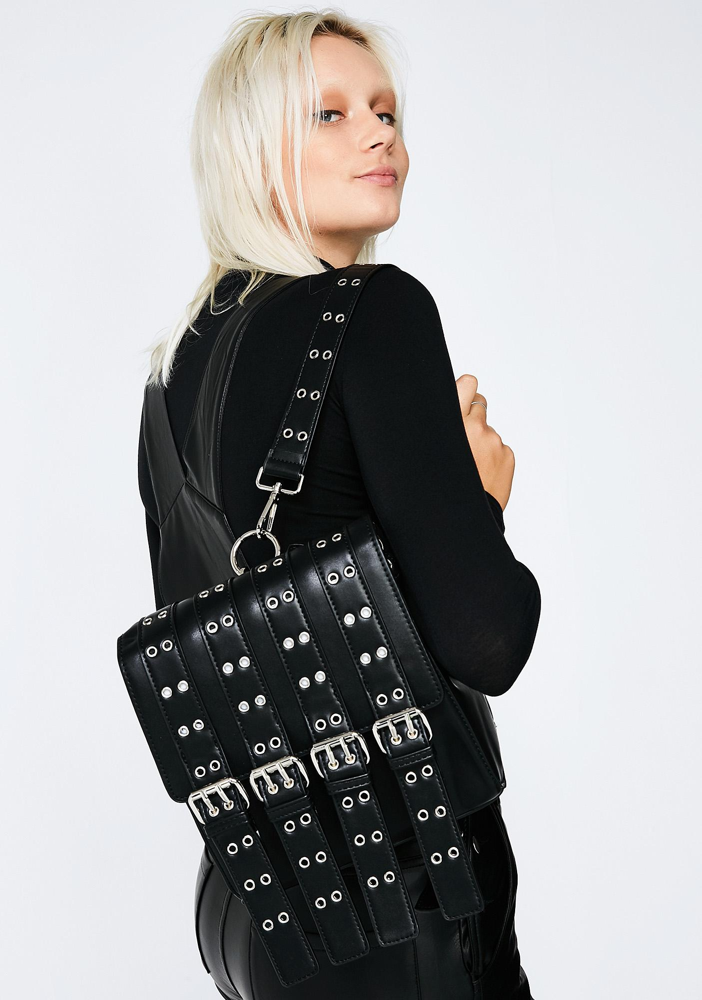 Current Mood Cuatro Buckle Bag