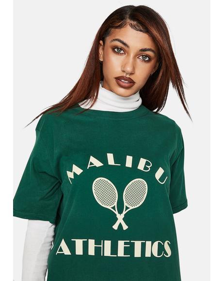 Malibu Athletes Tee