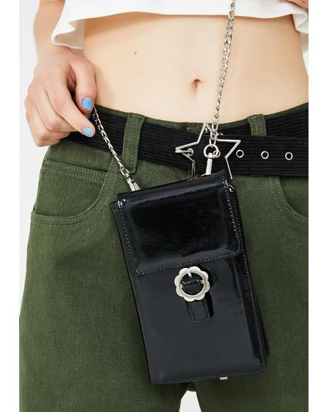 Doll Dilemma Patent Crossbody