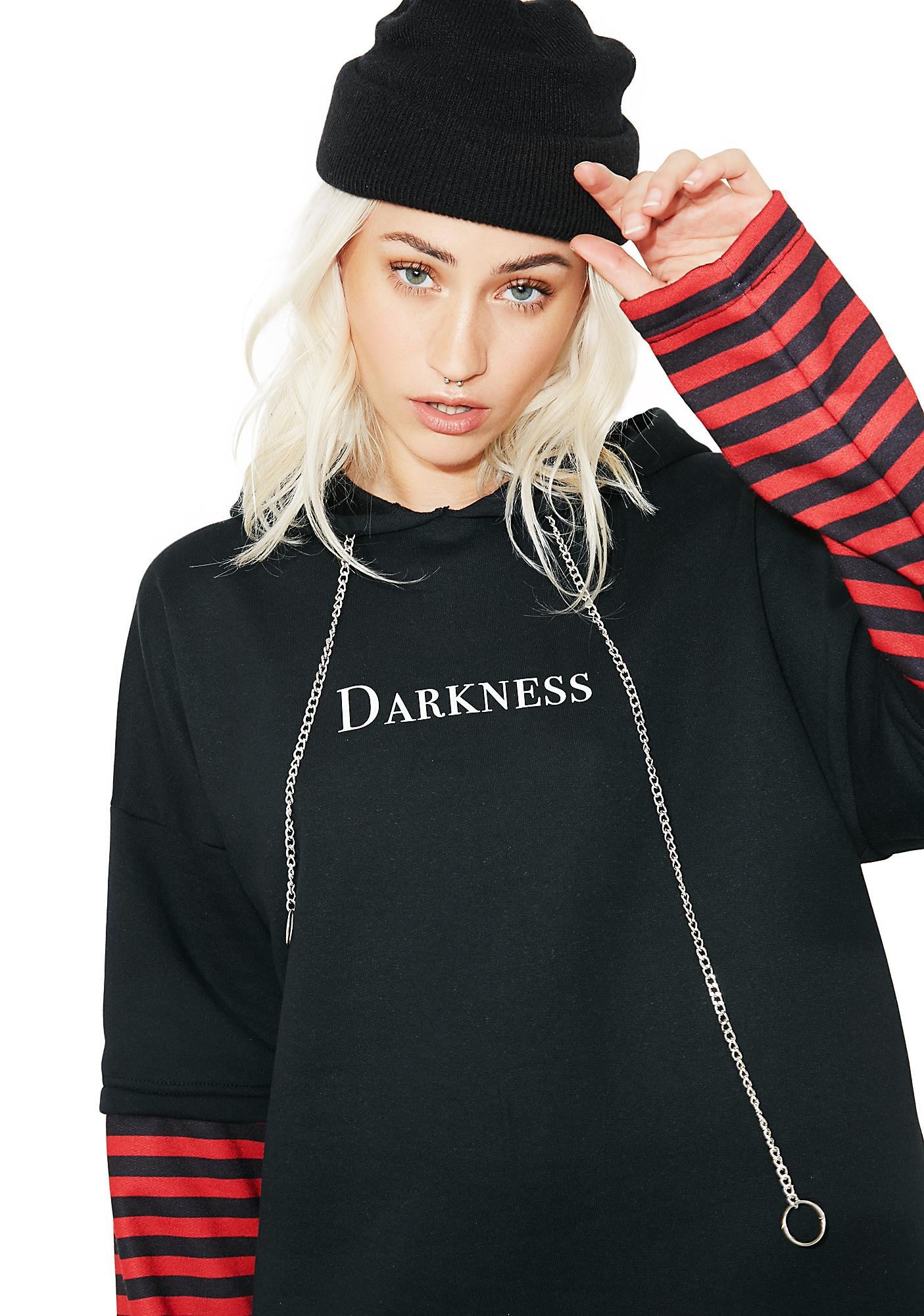 The Ragged Priest Darkness Hoodie