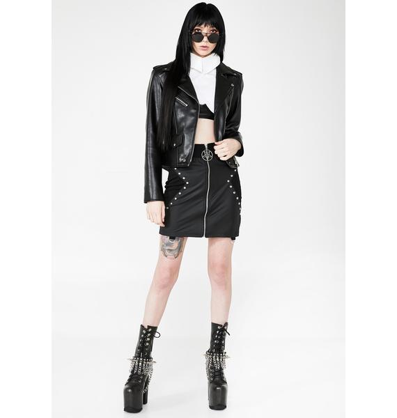 Killstar Vegan Leather Jacket