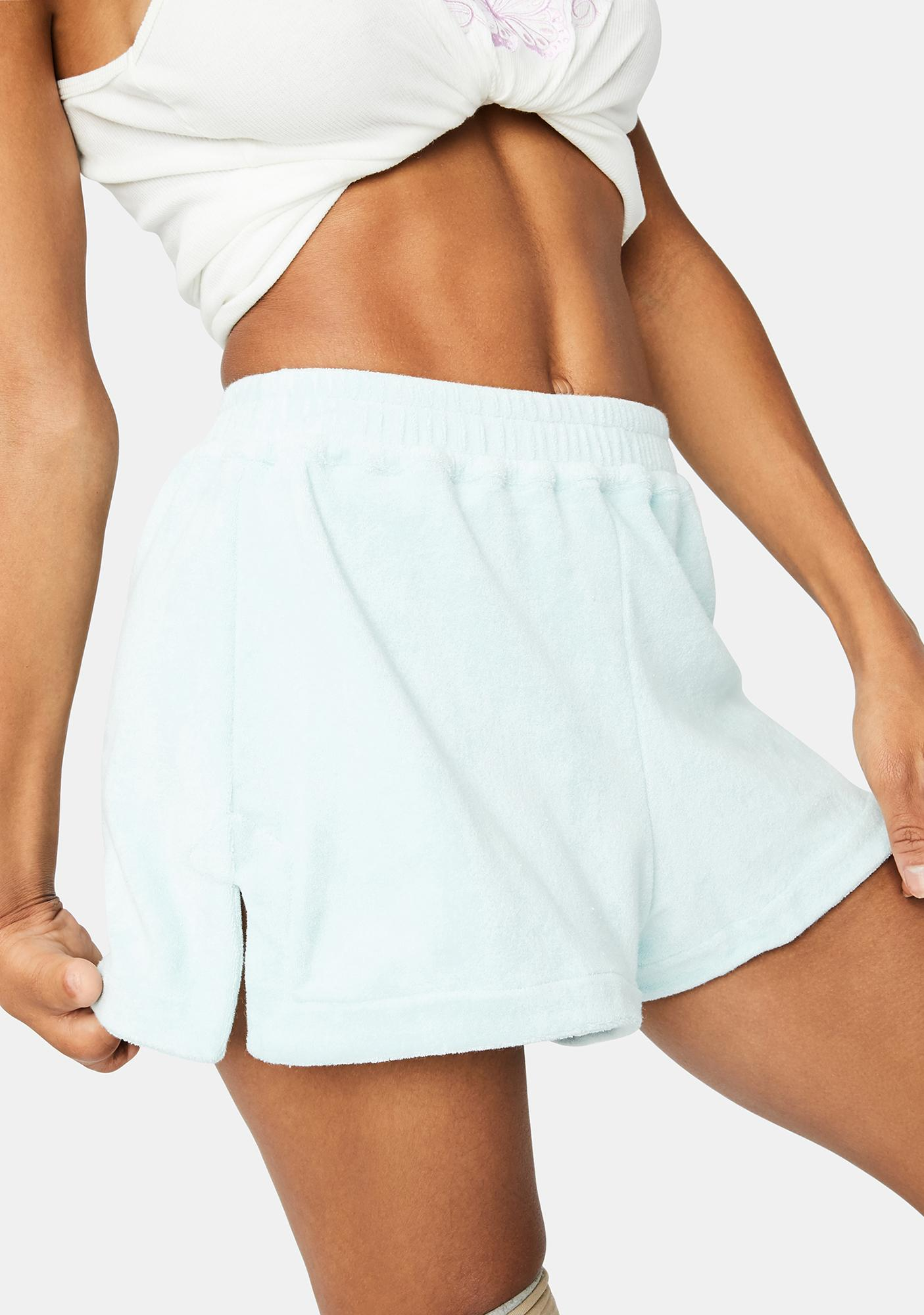 Frankies Bikinis Coco Lounge Shorts