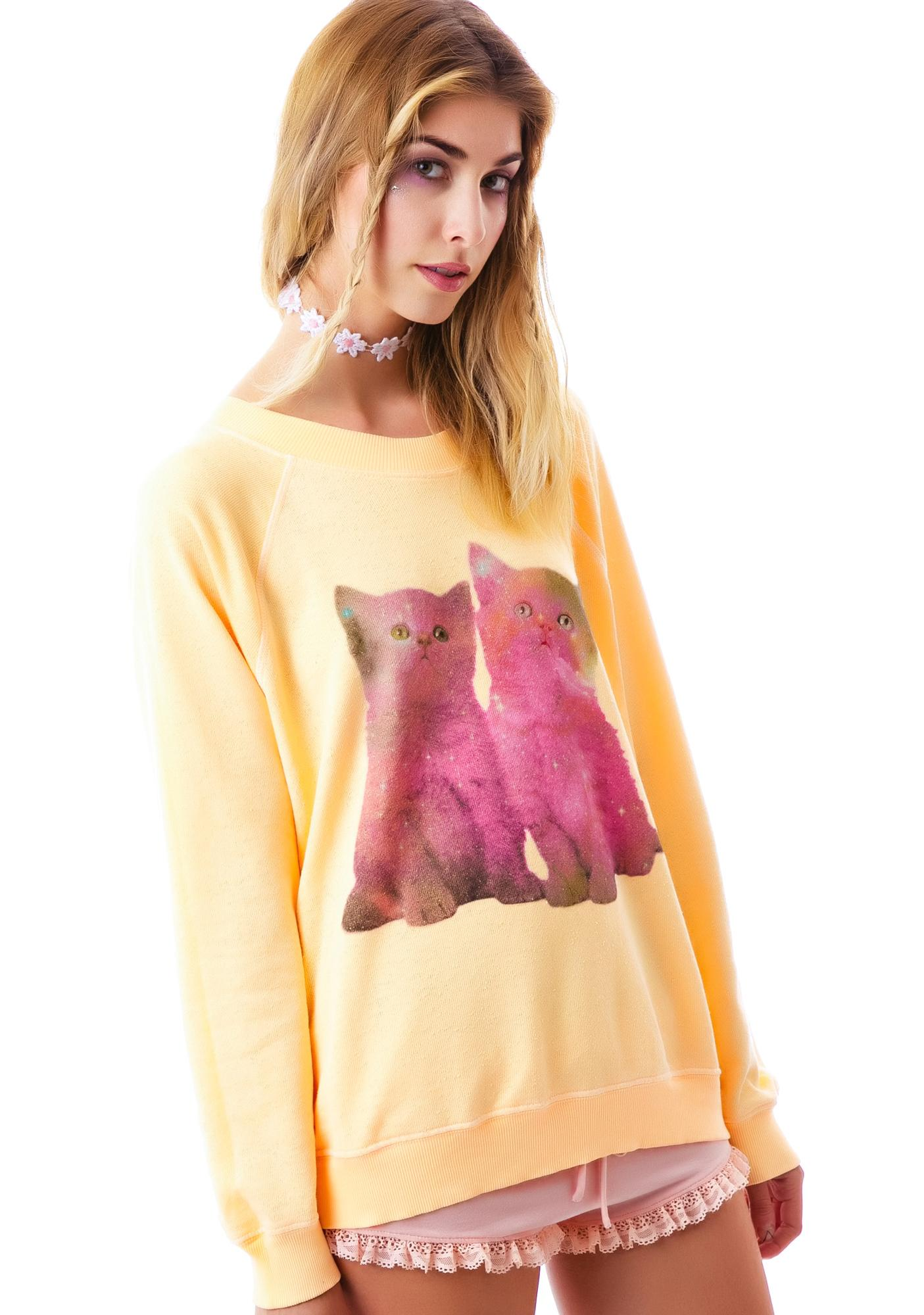 Wildfox Couture Stargazer Kim's Sweater