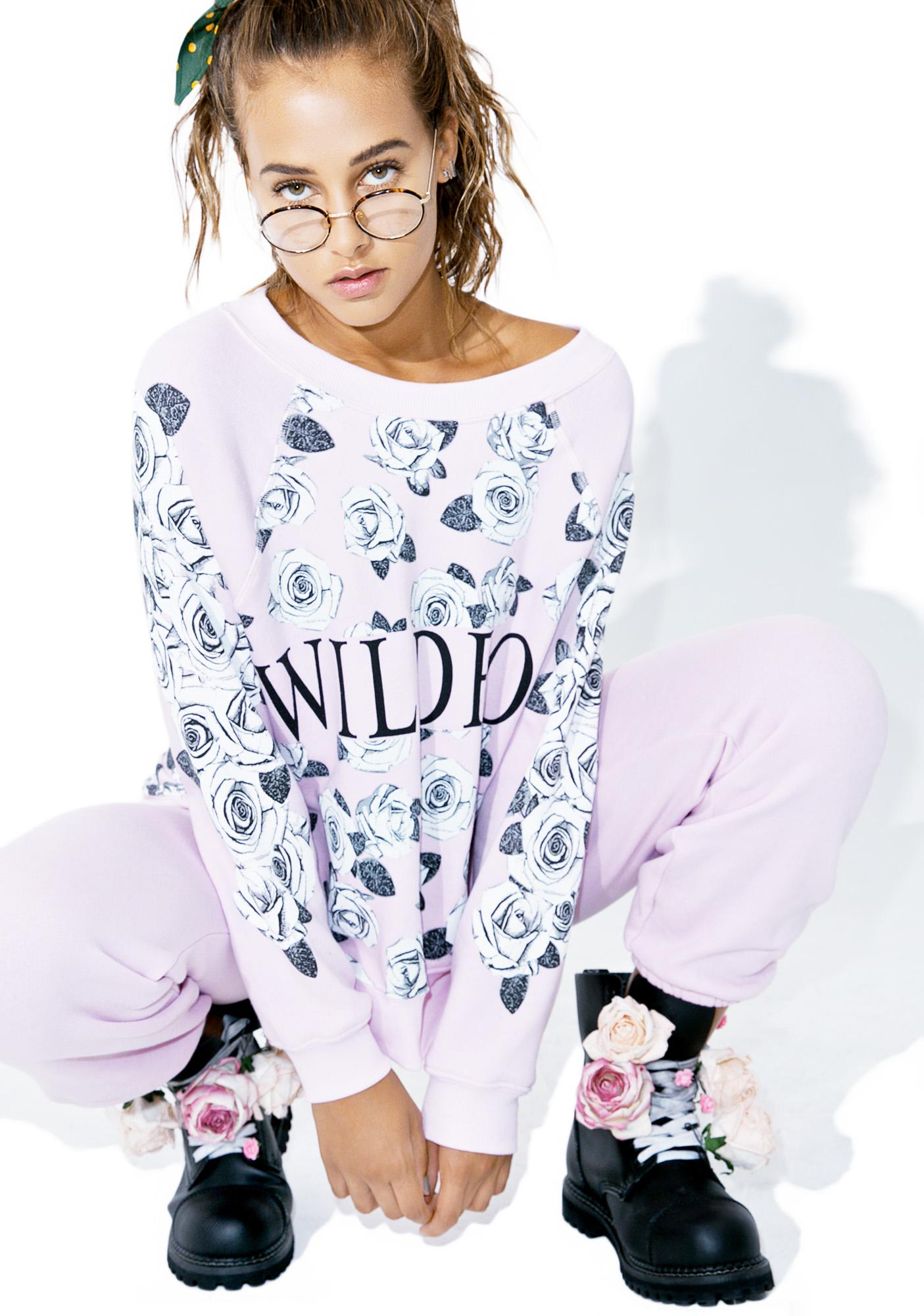 Wildfox Couture WF Garden Kim's Sweater