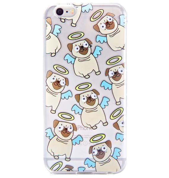 Skinnydip Googly Pug iPhone 6/6+ Case