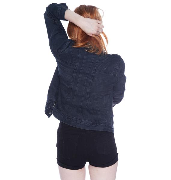 Tripp NYC High Waisted Coming and Going Shorts
