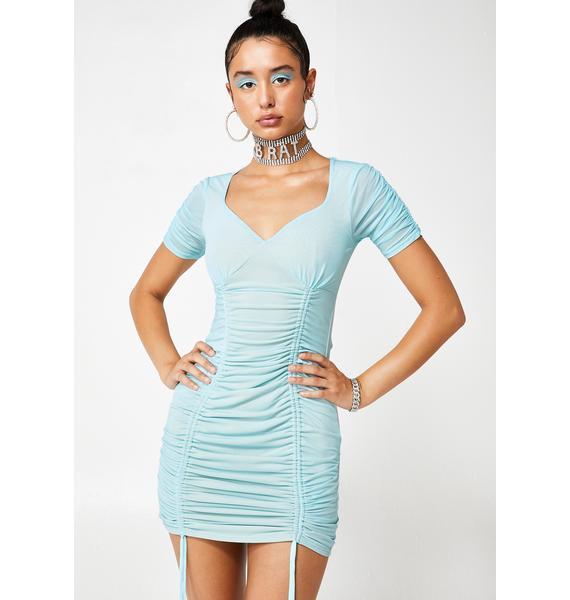 Baby Fierce Flirt Mini Dress