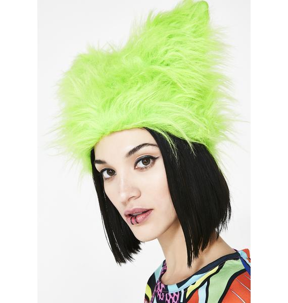 Cyberdog Yeti Hat