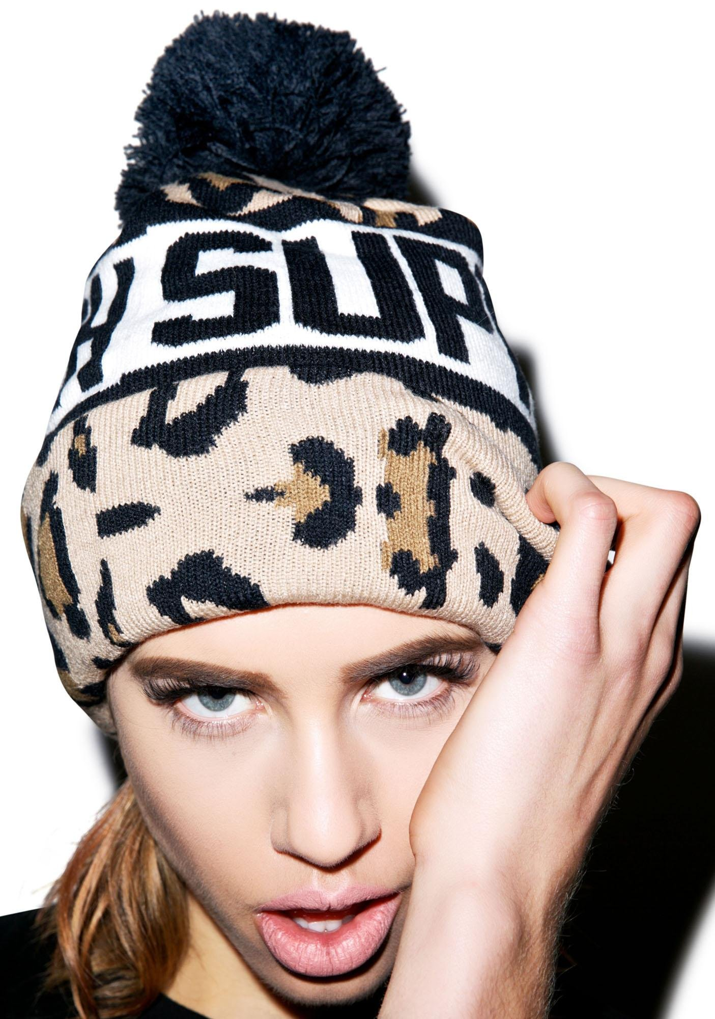 Married to the Mob Supreme Bitch Beanie
