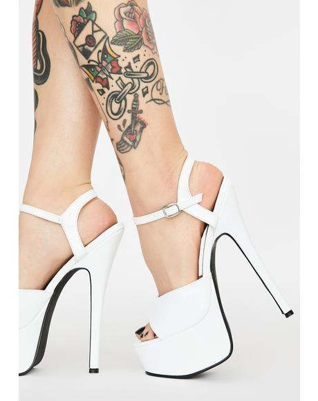 Fair Juliet Platform Heels