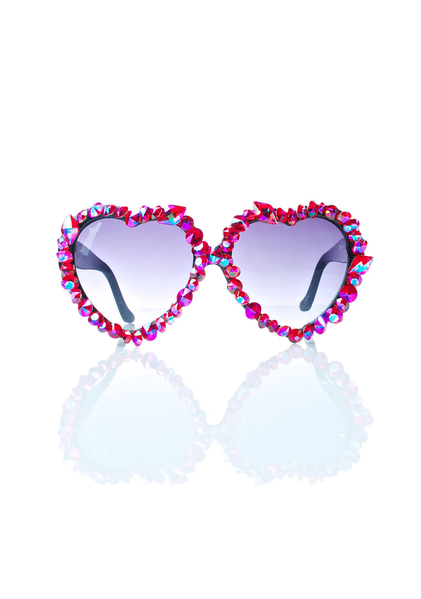 Gasoline Glamour Loud As Hell Lolita Glasses