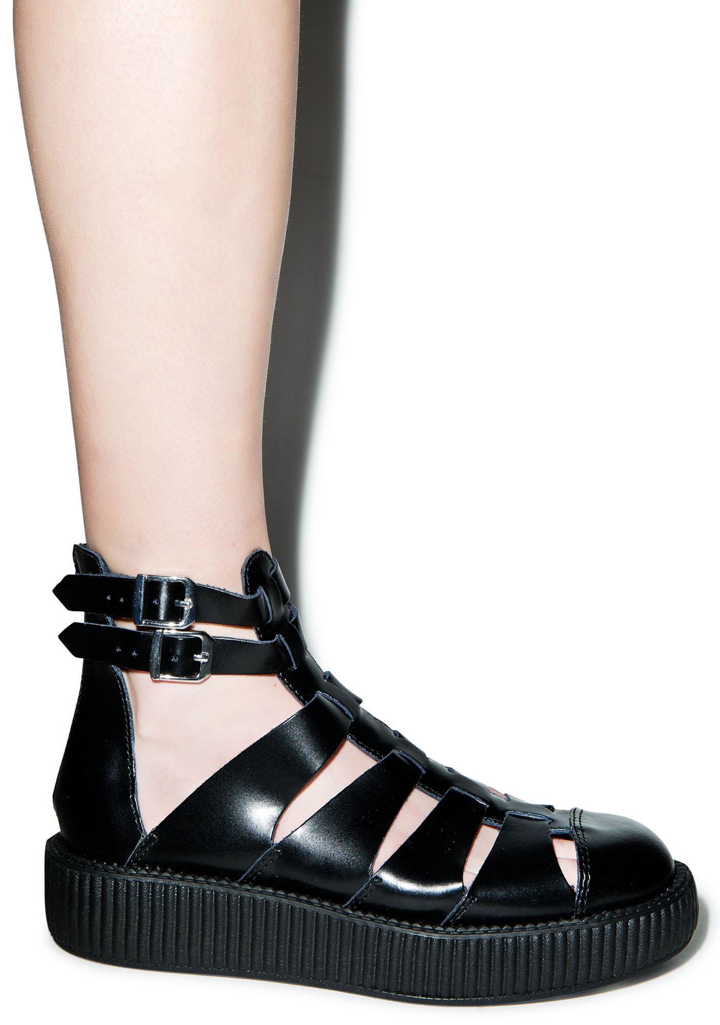 T.U.K. Gladiator Viva Low Sandals