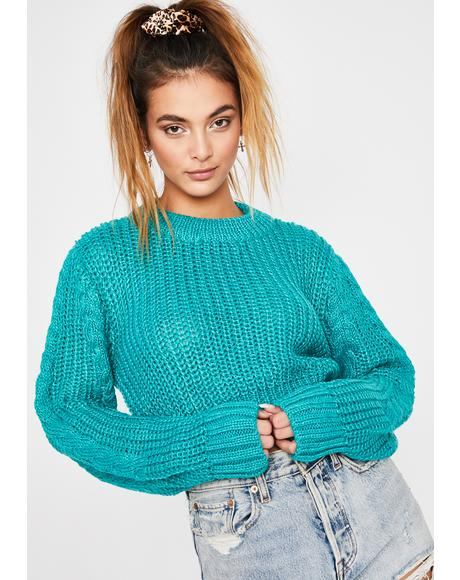 Bae Mode Knit Sweater