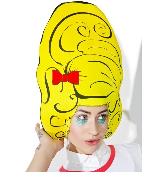 Betty Beehive Foam Wig