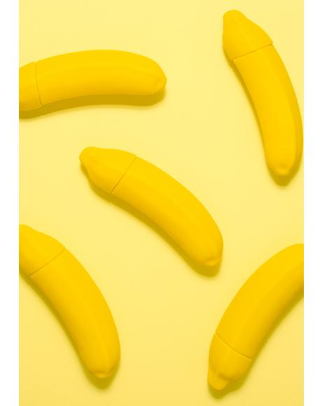 The Banana Emojibator Vibrator
