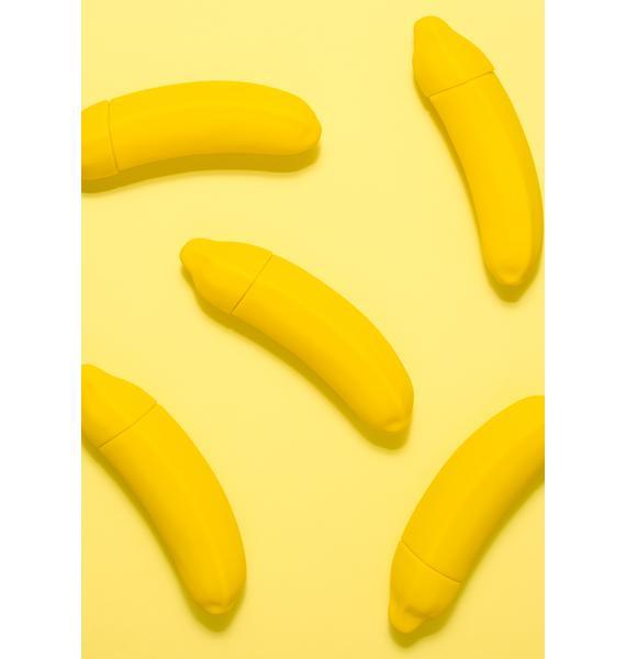 Emojibator The Banana Emojibator Vibrator