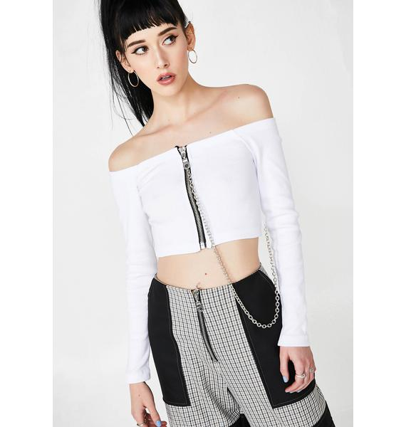 The Ragged Priest Bound Top