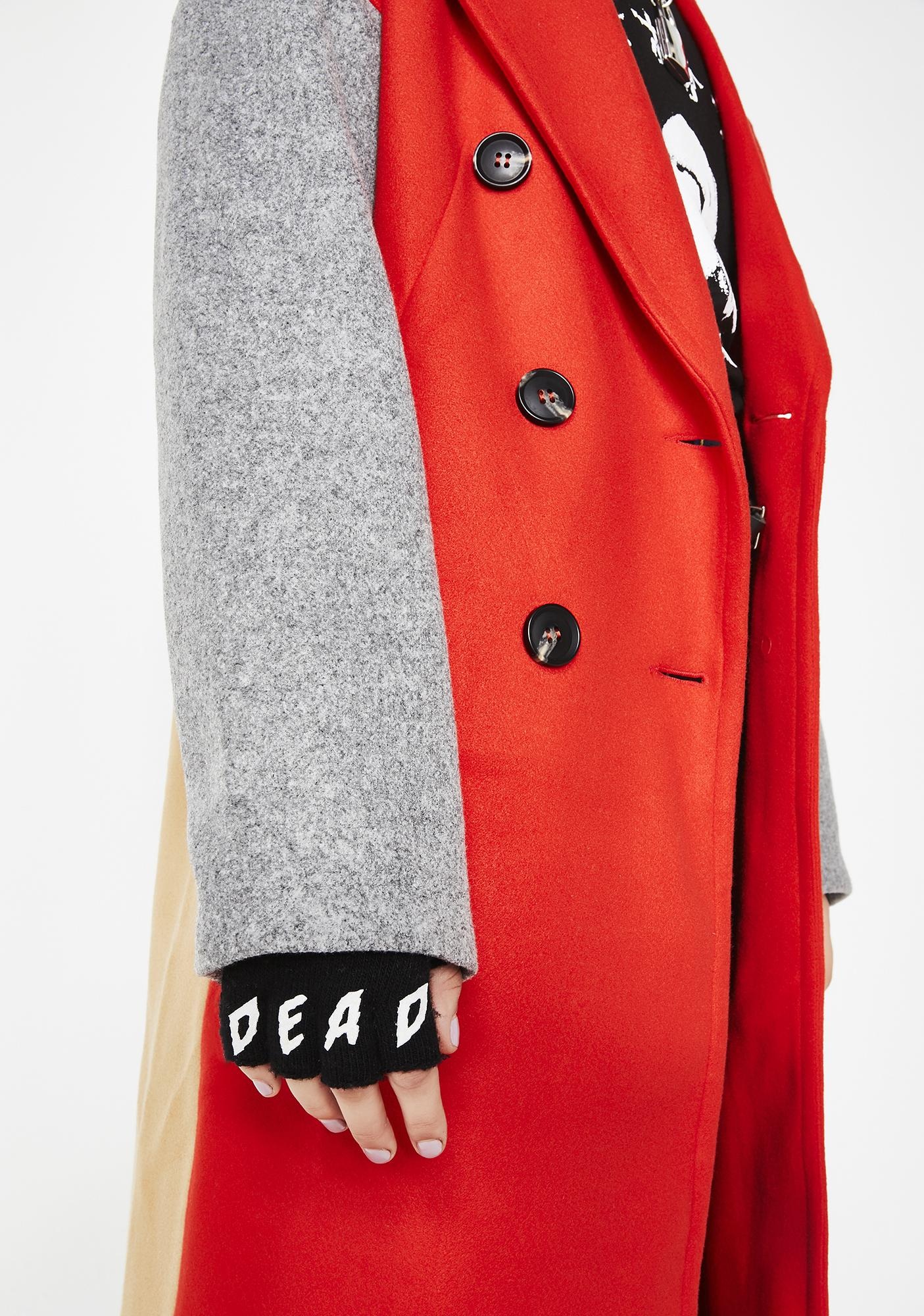 Instigator Colorblock Coat