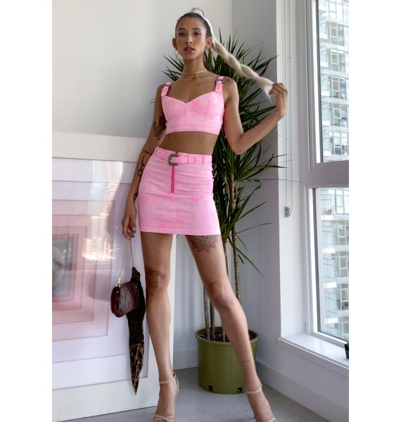 Candy Crew Skirt Set