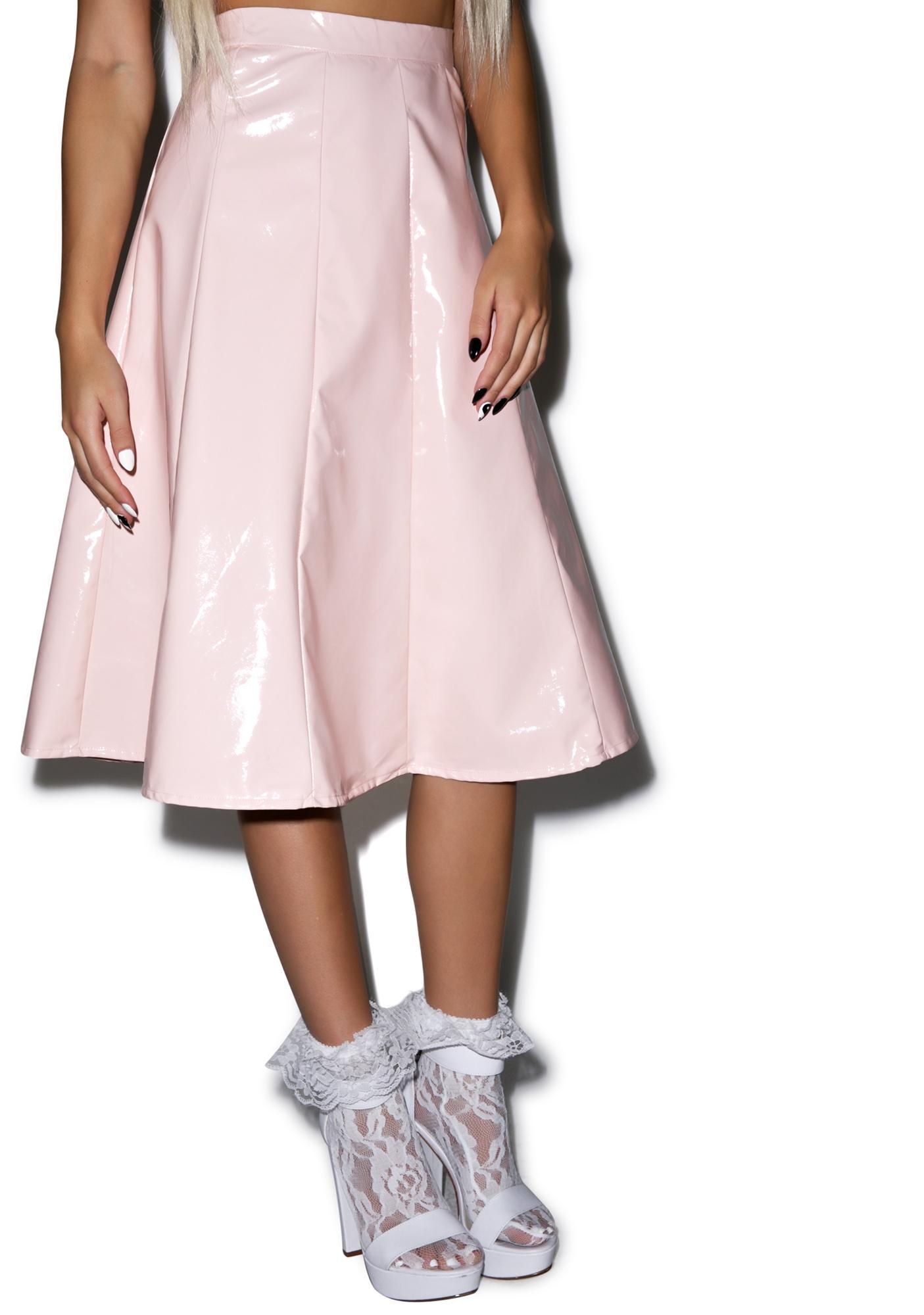 Vinyl Frontier Skirt
