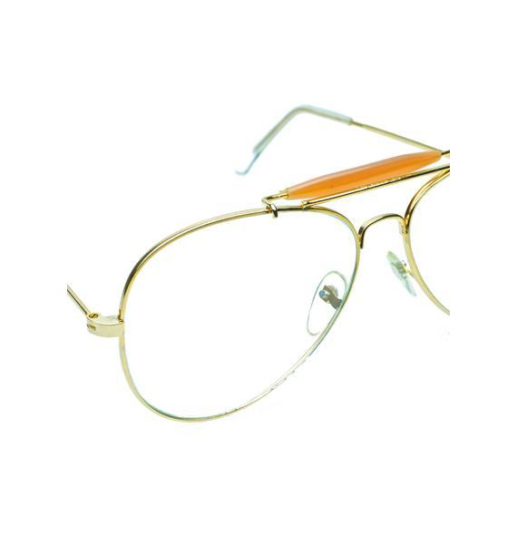 Lucid Napoleon Aviator Sunglasses
