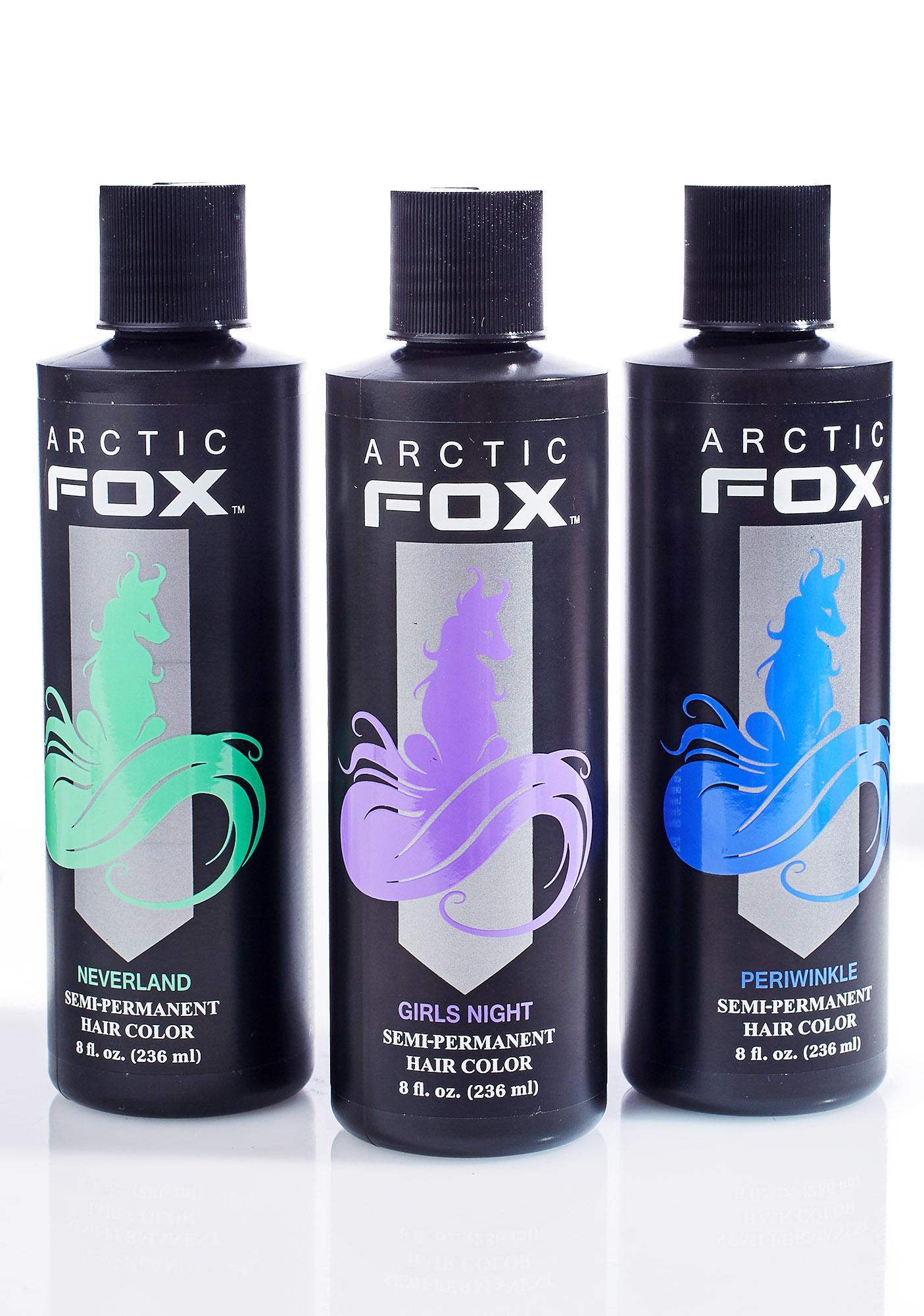 Arctic Fox Girls Night Hair Dye