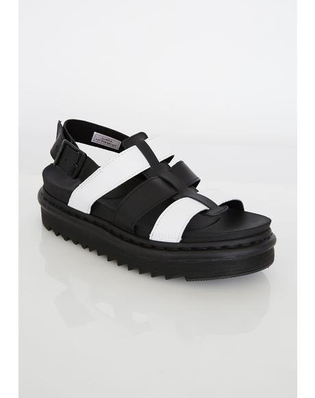 Yelena Hydro Sandals