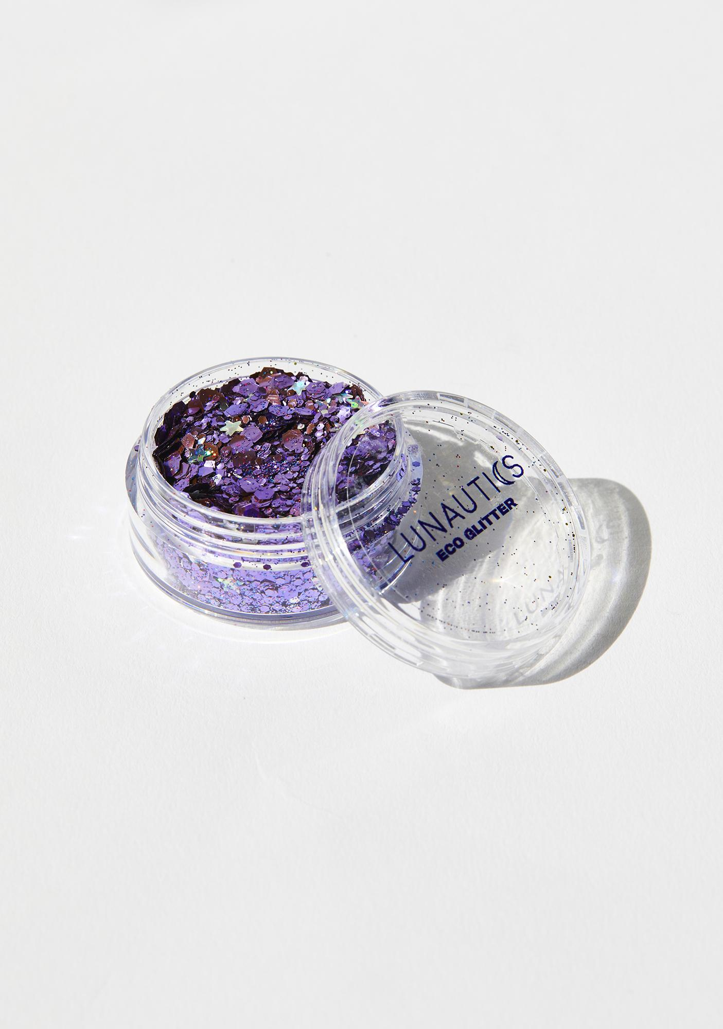 Lunautics Maui Purple Eco Glitter