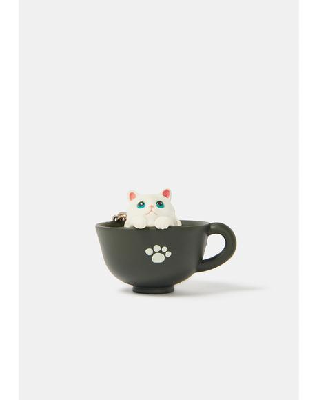 Cafe Du Meow Keyring Blind Box