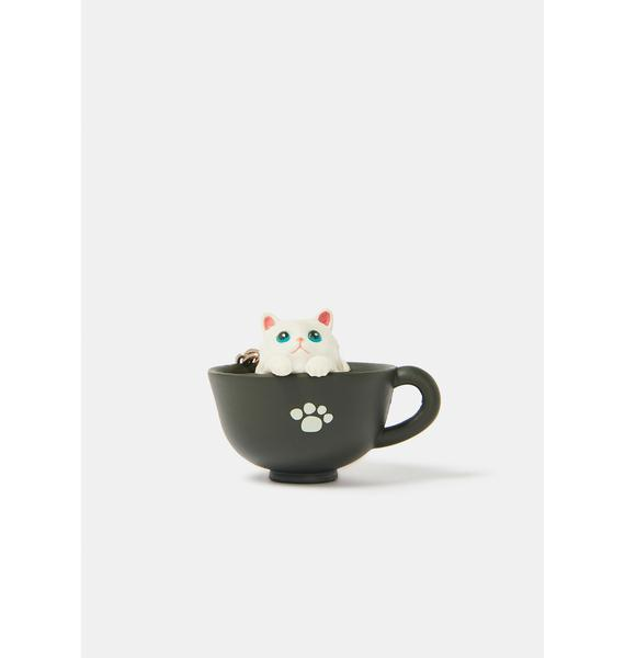 Cafe Du Meow Keyring Blind Box