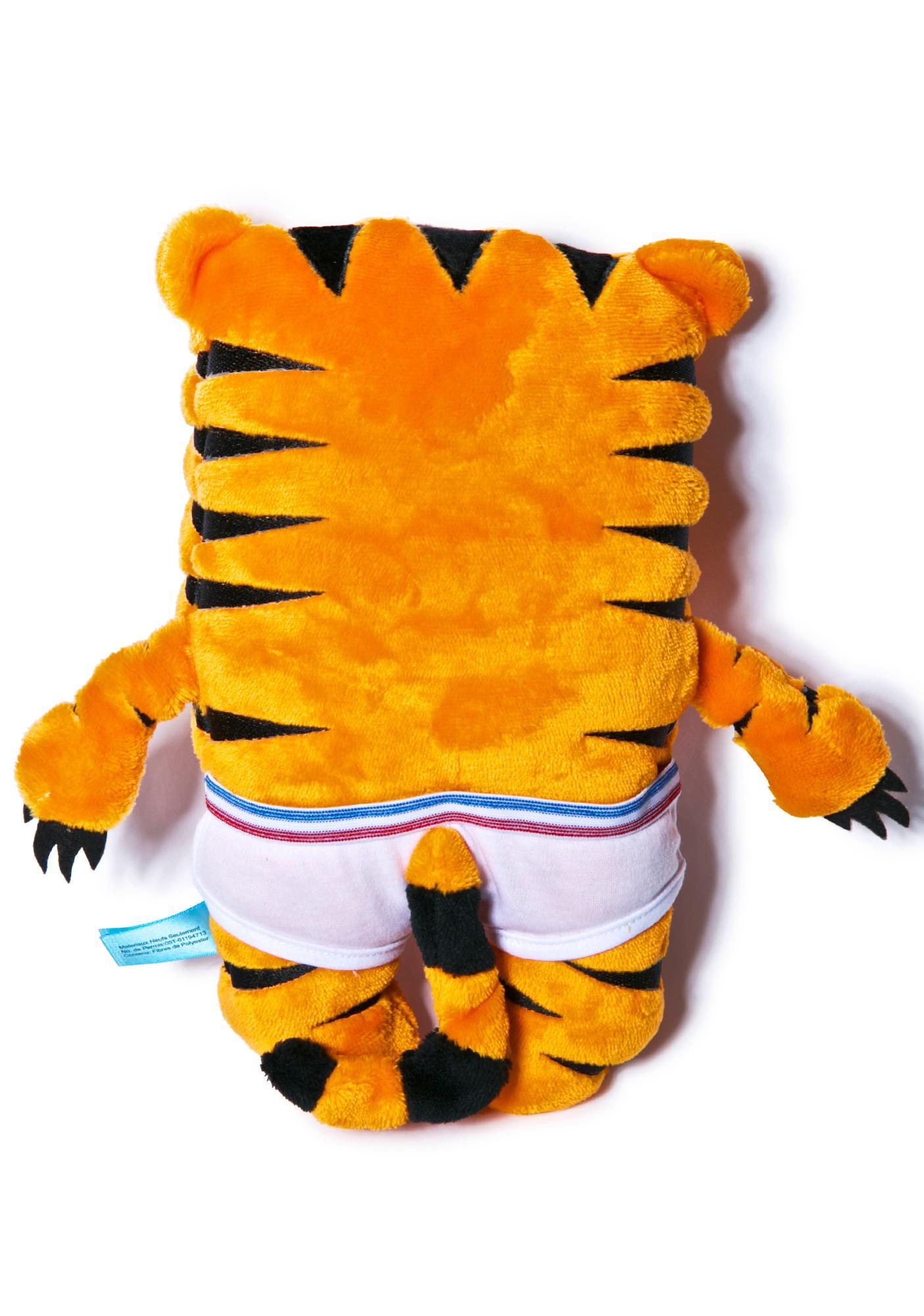 Timmy Tiger in Undies Plush