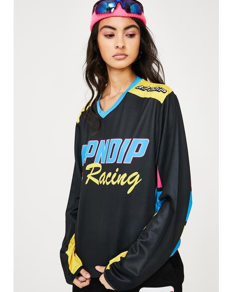Racing Team Long Sleeve Jersey