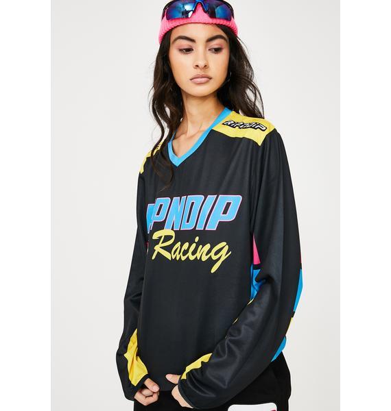 RIPNDIP Racing Team Long Sleeve Jersey