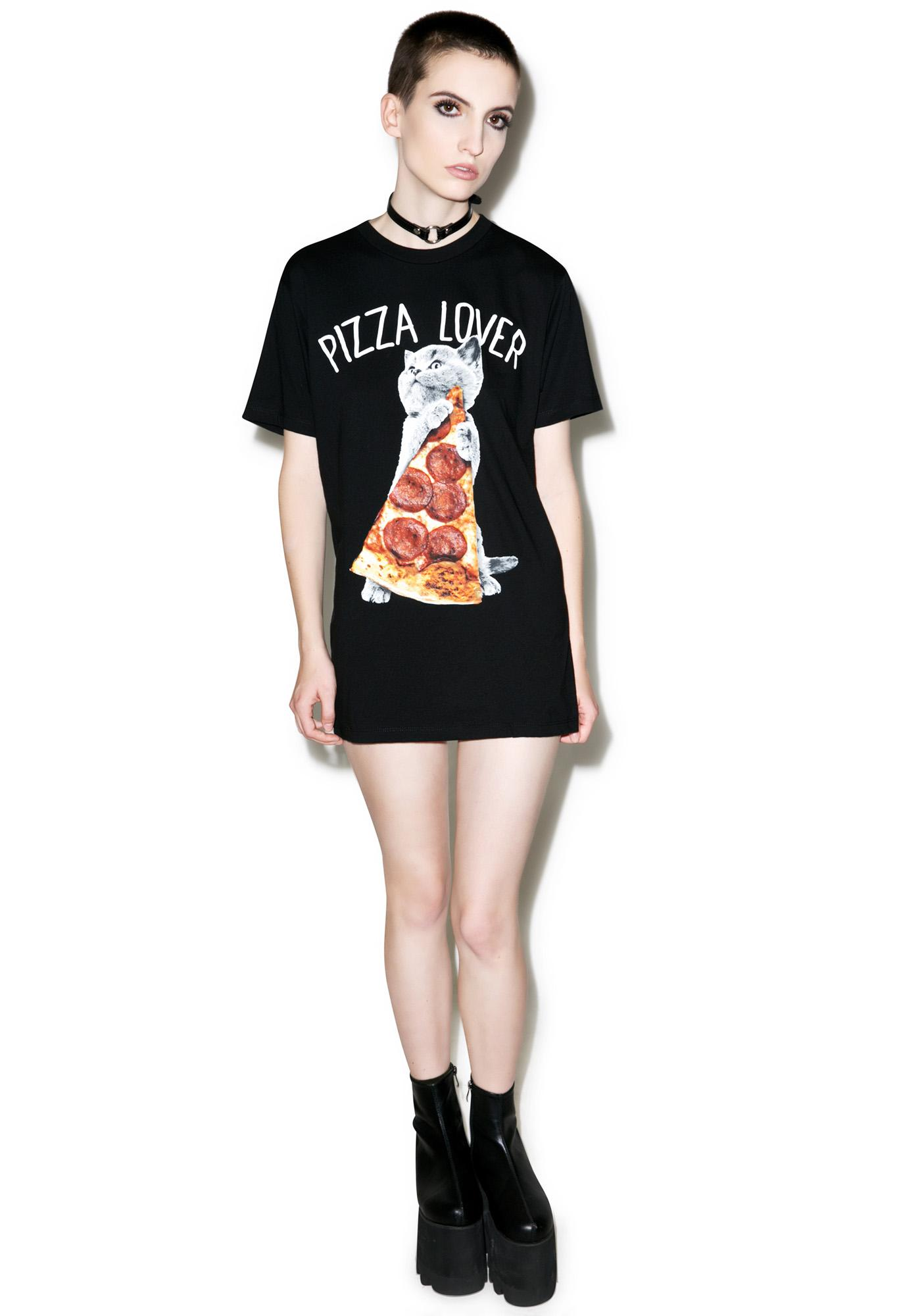 Pizza Lover Tee