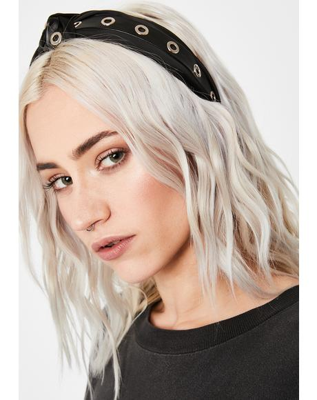 Harsh Ideas Grommet Headband