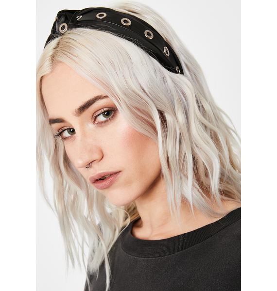 Harsh Ideas Grommet Headband
