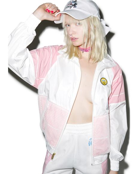 X GIZA Tennis Court Jacket