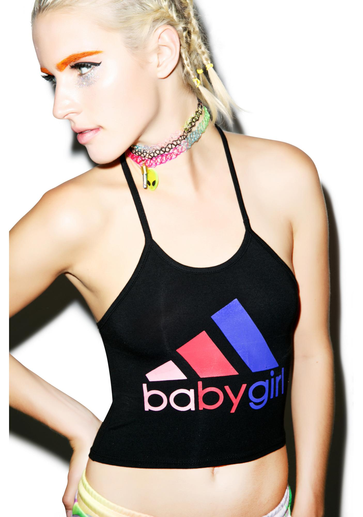 O Mighty OG Babygirl Halter