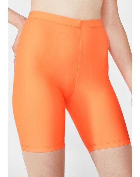 Juicy Cycle Shorts